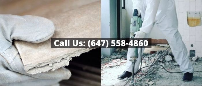 Asbestos Removal and Inspection in Whitby