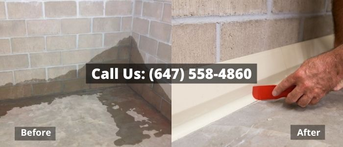 Basement Waterproofing in Toronto
