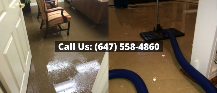 Water Damage Restoration in Clarington