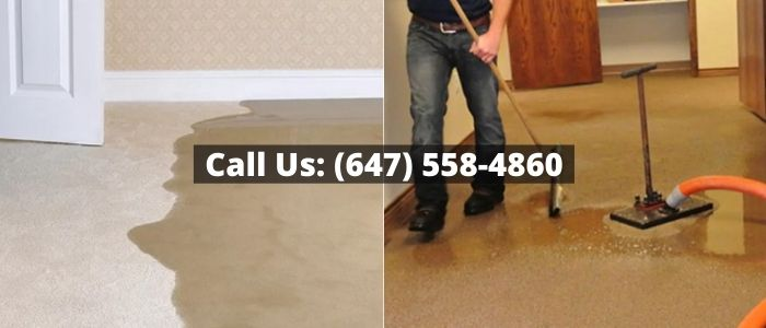 Water Damage Restoration in Mississauga